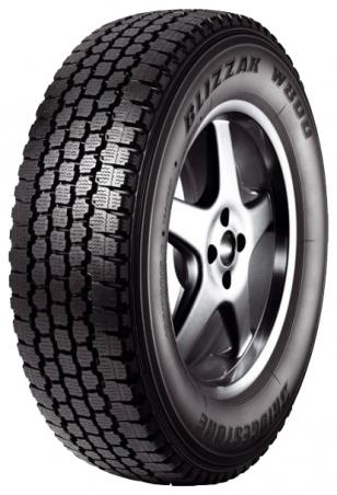Шины Bridgestone Blizzak W800 205/65 R16C 107/105T