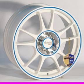 Литые диски Advanti SG88 R16 W7.0 PCD4x100/114.3 ET40 WBCPBL