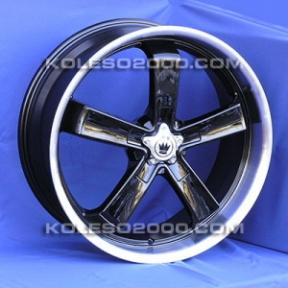 Литые диски KONIG SG27 R20 W8.5 PCD5x120 ET35 GBLP