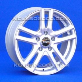 Литые диски Techline TL-529 R15 W6.0 PCD5x114.3 ET38 S