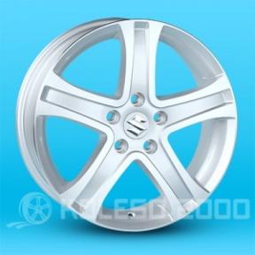 Литые диски Suzuki Replica A-SZ5 R17 W6.5 PCD5x114.3 ET45 MS