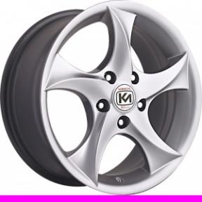 Литые диски Kormetal KM 445 R15 W6.5 PCD5x112 ET37 S