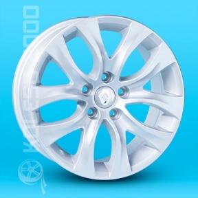 Литые диски Renault Replica A-1901 R16 W7.0 PCD5x108 ET35 S