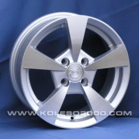 Литые диски Aleks 1004 R14 W6.0 PCD4x98 ET35 SF-MS2