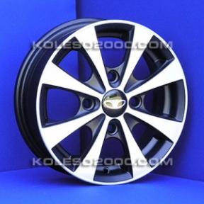 Литые диски Daewoo Replica T-311 R13 W4.5 PCD4x114.3 ET43 BDm
