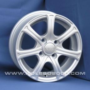 Литые диски Daewoo Replica T-306 R13 W5.0 PCD4x100 ET46 S