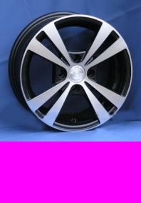 Литые диски Aleks 1002 R13 W5.5 PCD4x98 ET35 BF-MB