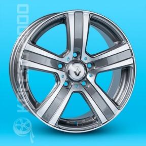 Литые диски Renault Replica JT-462R R16 W7.0 PCD5x118 ET42 GP