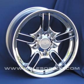 Литые диски FJB F-189R (BMW) R17 W8.0 PCD5x120 ET38 Chrome