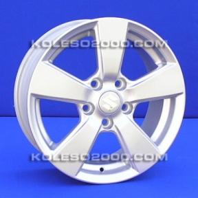 Литые диски Suzuki Vitara Replica T-631 R16 W6.5 PCD5x114.3 ET45 S