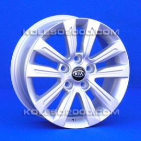 Литые диски Kia Replica A-F868 R16 W6.5 PCD5x114.3 ET45 S