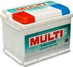 Аккумулятор MULTI 66Ah (6СТ-66 Аз MULTI)