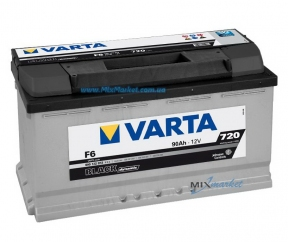Аккумулятор Varta Black dynamic 90Ah 720A (590 122 072) F6