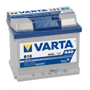 Аккумулятор Varta Blue dynamic 44Ah 440A (544 402 044) B18