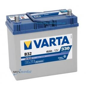 Аккумулятор Varta Blue dynamic 45Ah 330A (545 156 033) B32