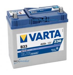 Аккумулятор Varta Blue dynamic 45Ah 330A (545 157 033) B33