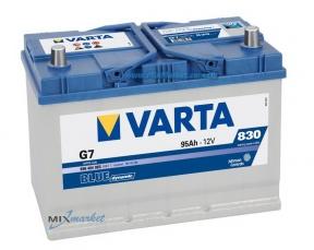 Аккумулятор Varta Blue dynamic 95Ah 830A (595 404 083) G7
