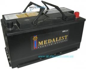 Аккумулятор Medalist 6СТ-100Ah 850A EN (600 38)