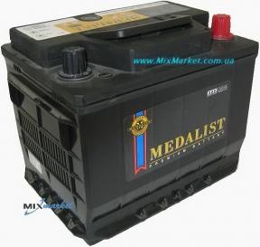 Аккумулятор Medalist 6СТ-55Ah 500A EN (555 59)