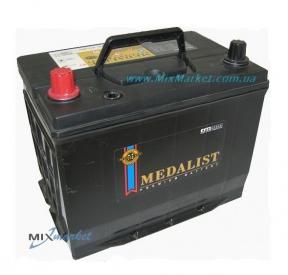 Аккумулятор Medalist 6ст-70Ah 550A (570 24)
