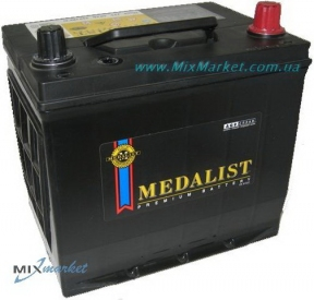 Аккумулятор Medalist 6ст-70Ah 550A (570 29)