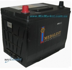 Аккумулятор Medalist 6ст-100Ah 800A (115D31L)