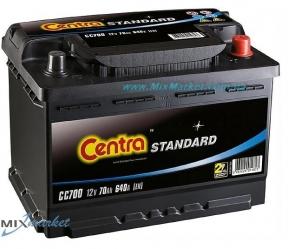 Аккумулятор Centra Classic 55 Ah 460A CC551