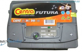 Аккумулятор Centra Futura 64 Ah 640A (CA640)