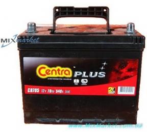 Аккумулятор Centra Plus 70JAh CP21 540A (CB704)