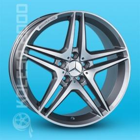 Литые диски Mercedes Replica A-4004 R18 W8.5 PCD5x112 ET35 GF