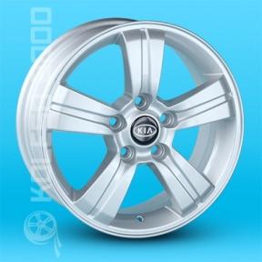 Литые диски Kia Replica A-F7575 R16 W6.5 PCD5x114.3 ET46 S