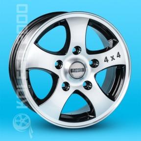 Литые диски Techline TL-541 R15 W6.5 PCD5x139.7 ET40 BD