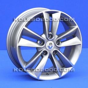 Литые диски Renault Replica A-RN14 R16 W6.5 PCD5x114.3 ET47 GM