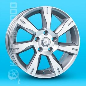 Литые диски Renault Replica A-R437 R16 W7.0 PCD5x114.3 ET35 GF