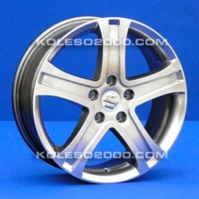 Литые диски Suzuki Replica A-SZ5 R16 W6.5 PCD5x114.3 ET45 HB