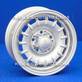Литые диски Mercedes Replica A-381 R14 W6.5 PCD5x112 ET30 S2