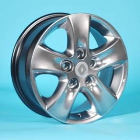 Литые диски Renault Replica JT-1036 R15 W6.5 PCD5x118 ET45 HB