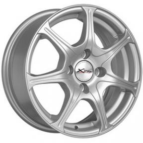 Литые диски X'trike X-110 R14 W6.0 PCD4x98 ET35 HS