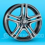 Литые диски Opel Astra Replica T-626 R16 W6.5 PCD5x105 ET39 BD