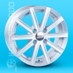 Литые диски DISLA UK401 R14 W6.0 PCD4x100 ET37 SF