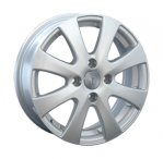 Литые диски Ford Replay FD41 R15 W6.0 PCD4x108 ET53 S