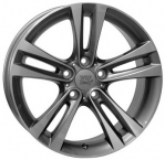 Литые диски WSP Italy BMW Zeus‎ W680 R18 W8.5 PCD5x120 ET47 Anthracite Polished