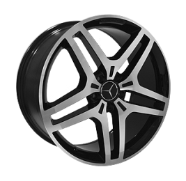 Литые диски Mercedes Replica MR995 R20 W9.0 PCD5x112 ET46 MBF