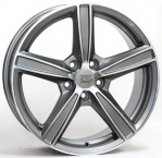 Литые диски WSP Italy Volvo Lima W1254 R19 W8.0 PCD5x108 ET49 Anthracite Polished