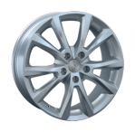Литые диски Volkswagen Replay VV54 R17 W7.5 PCD5x130 ET50 S
