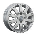 Литые диски Ford Replay FD20 R14 W5.5 PCD4x108 ET38 S