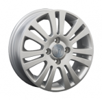 Литые диски Chevrolet Replay GN13 R14 W5.5 PCD4x100 ET45 S