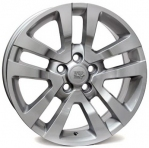 Литые диски WSP Italy Land Rover Ares‎ W2355 R20 W9.5 PCD5x120 ET53 Hyper Silver