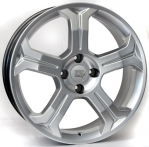 Литые диски WSP Italy Peugeot Toulouse W852 R18 W7.5 PCD4x108 ET18 Hyper Silver