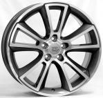 Литые диски WSP Italy Opel Moon‎ W2504 R19 W8.0 PCD5x110 ET43 Anthracite Polished